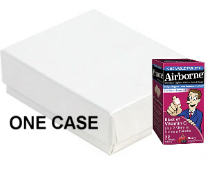 Airborne Chewables Berry Flavor Case