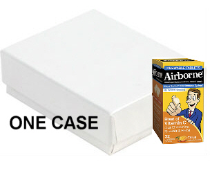 Airborne Chewables Citrus Flavor Case