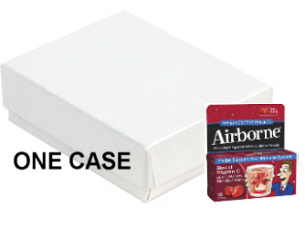 Airborne Eff Tabs Very Berry Case