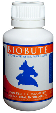 Bio-Bute Pain Relief Oil