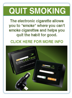 Cigalectric Electronic Cigarette