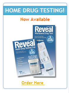 Reveal Home Drug Testing Kits, Order Here
