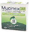 Mucinex DM Extended Relief Tablets