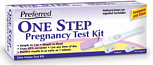 One Step Pregnancy Test Kit