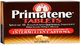 Primatene Tablets 60's