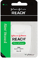 Reach Mint Waxed Floss 55yd