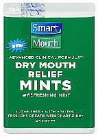 Smart Mouth Dry Mouth Relief Mints
