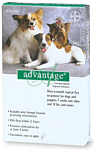 Advantage Dogs 1-10 lbs