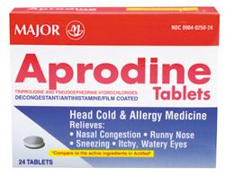 Aprodine Tablets Payment Center Rxpalace Com